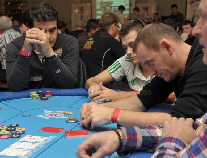 poker en salle